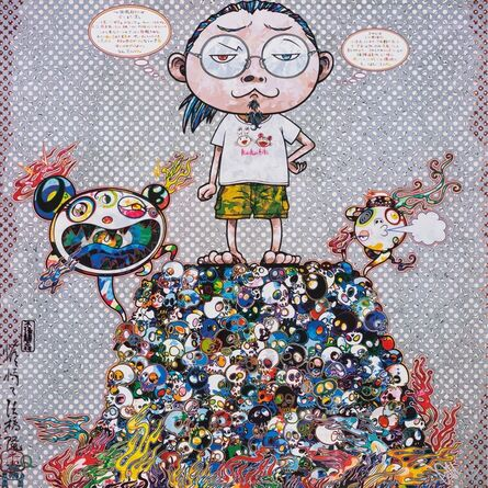 Takashi Murakami, 'A Space for Philosophy', 2013