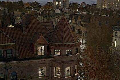 Gail Albert Halaban: Out my Window