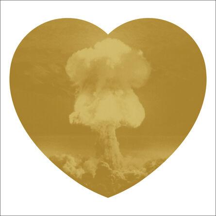 Iain Cadby, 'Love Bomb (Gold) DELUXE EDITION', 2019