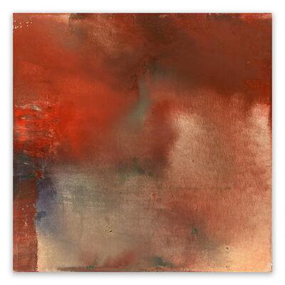 Yari Ostovany, 'Chellehneshin No 21 (Abstract painting)', 2014