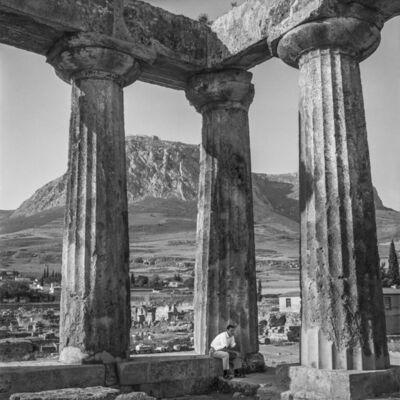 Robert McCabe, 'Corinth, The Archaic Temple of Apollo', 1961