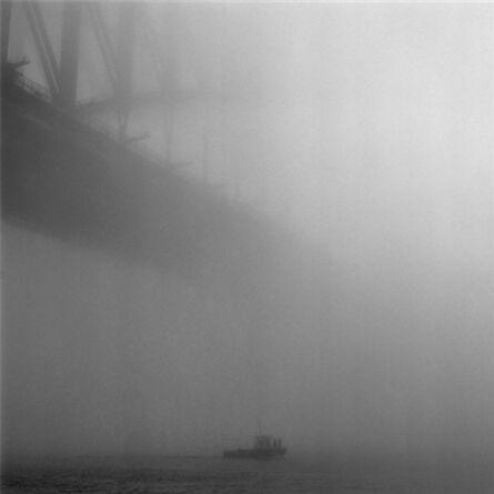 Rex Dupain, 'Fog, Sydney Harbour', 1999