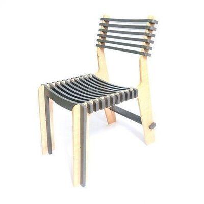 STUDIO dLUX, 'Valoví Chair'