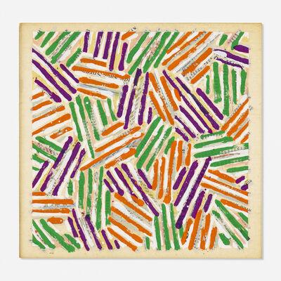 Jasper Johns, 'Untitled (ULAE S 13)', 1977