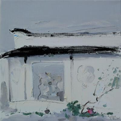 Jin Jie 金捷, 'Whispering Behind the Wall 空墙闻语', 2014