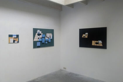 Duo exhibition by Mariës Hendriks and Coen Vernooij