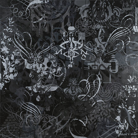 Ryan McGinness, 'The Have Nots', 2016