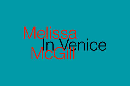 Melissa McGill: In Venice