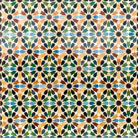 Ben Johnson (b.1946), 'Alhambra 2 ', 2016