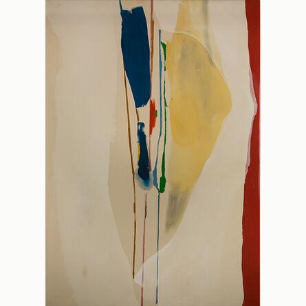 Helen Frankenthaler, 'Summer Harp', 1973