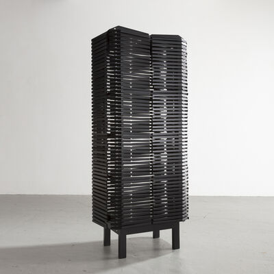 Sebastian Errazuriz, 'Samurai Cabinet ', 2014