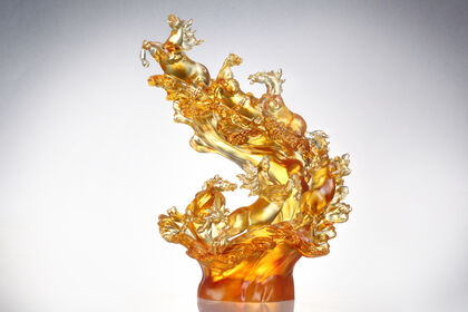Loretta H. Yang - 3 Collections - LIULI 2021