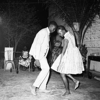 Malick Sidibé, 'Christmas Eve, Happy Club', 1963