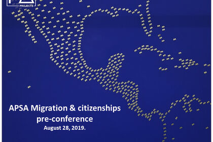 APSA Migration& Citizenships pre-conference