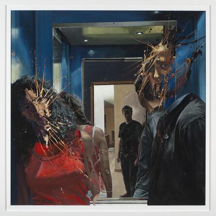 Salvatore Alessi, 'Between Us', 2019