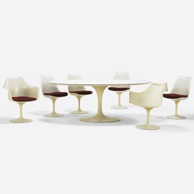 Eero Saarinen, 'Dining set', 1956