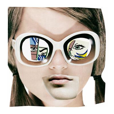 Patti Menkes, 'Woman with Sunglasses', 2010
