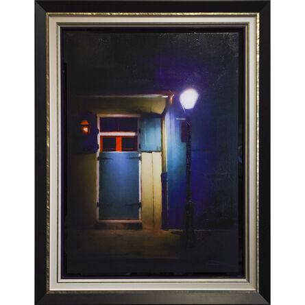 """Matthew Peck, '""""Streetlamp  on Saint Phillip Street""""', 2019"""