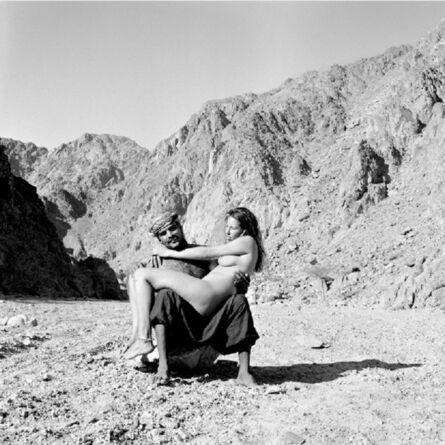 Benyamin Reich, 'Pieta III, Sinai', 2016