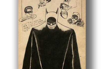 A Batman Day Tribute