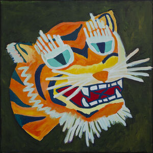 Farkhad Farzaliyev, 'Tiger Force Member #9', 2021