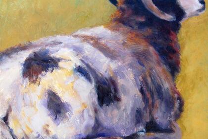 Carolyn Letvin - Ruminations on a Ruminant