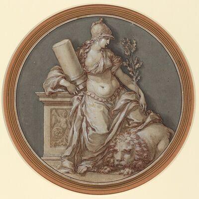 Francesco Rosaspina, 'Allegory of Strength'