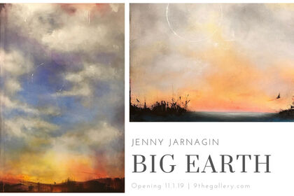 Jenny Jarnagin: Big Earth