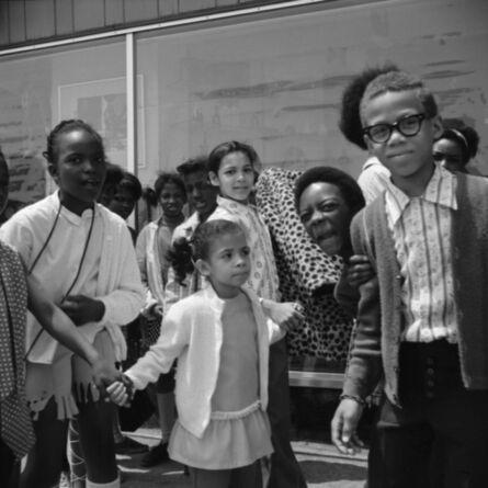 Vivian Maier, 'Group of Children (VM1971W01737_1)', 1971
