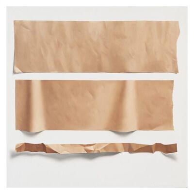 Yrjo Edelmann, 'Three Paper Objects   ', 1981