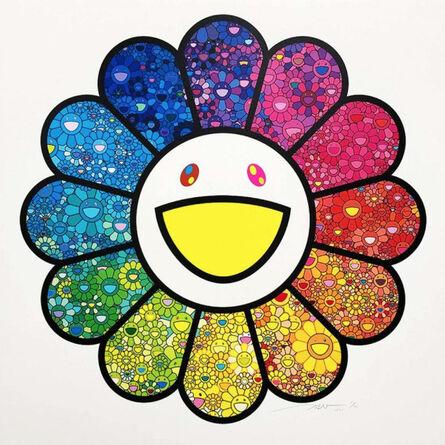 Takashi Murakami, 'Flower Sparkles!', 2021