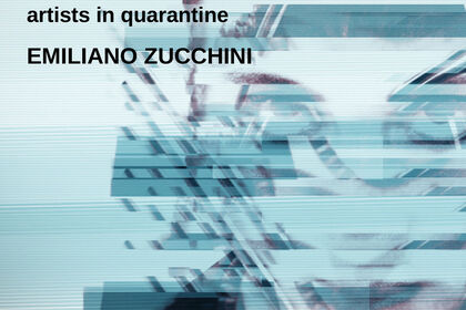 The artist's desk: artists in quarantine | EMILIANO ZUCCHINI @valmoreart