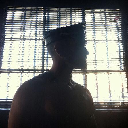 John Arsenault, 'Silhouette of a Leatherman', 2012