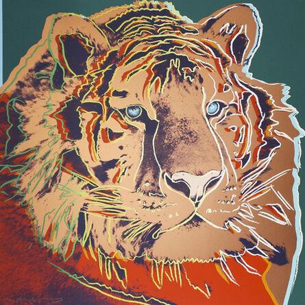 Andy Warhol, 'Tiger (F & S II. 297)', 1983