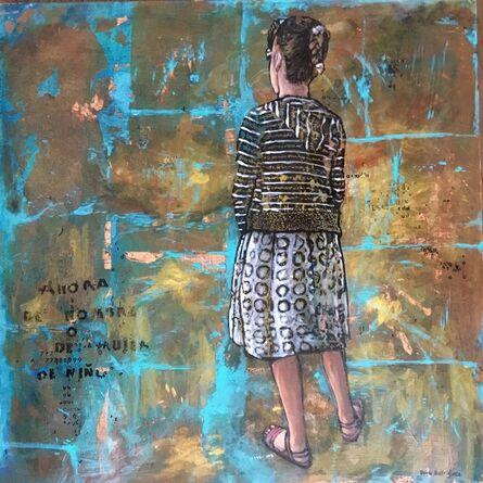 Doris Rodriquez, 'Rachel', 2015