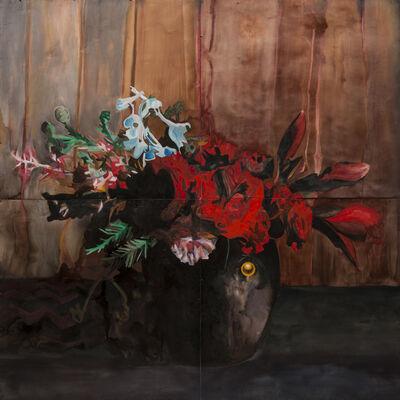 Hernan Salamanco, 'Red Room', 2020