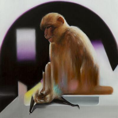Sam Leach, 'animals 2011-2018', 2020