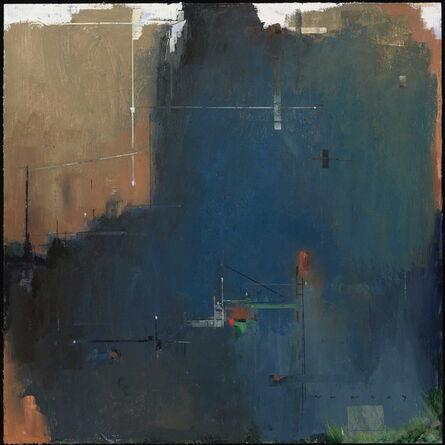 William Wray, 'Big Blue', 2017