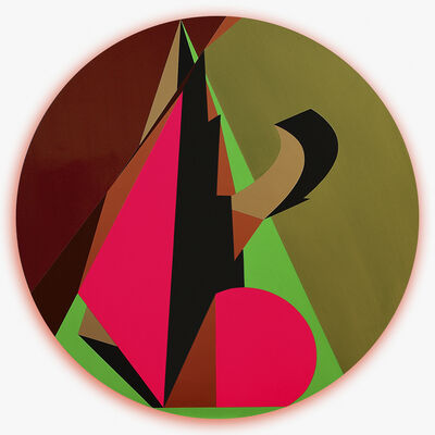 Samara Adamson-Pinczewski, 'Curved Gravity 3', 2020