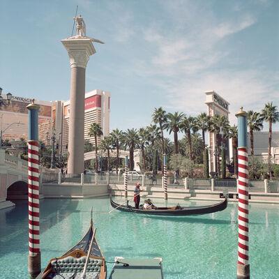 Naomi Harris, 'Gondola Ride, Las Vegas, Nevada', 2014