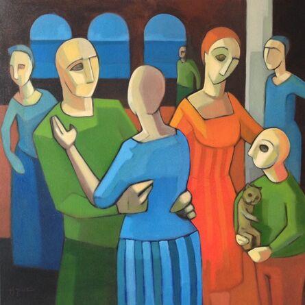 Sandro Nocentini, 'First Dance ', 2014