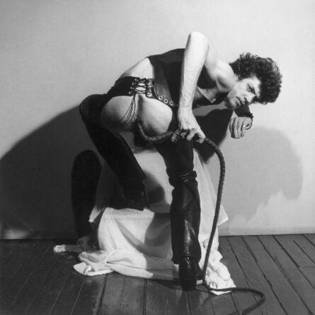 Robert Mapplethorpe, 'X-Self Portrait_NYC', 1978