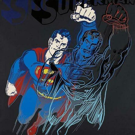 Andy Warhol, 'Superman (After Andy Warhol)', ca. 1981