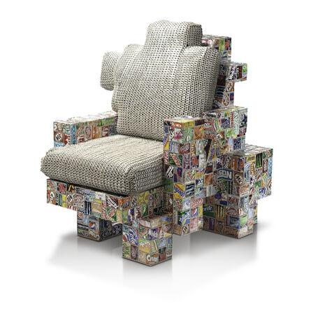 Benjamin Rollins Caldwell, 'Suicide Chair', 2012