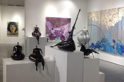 Abigail Varela: Sculptures
