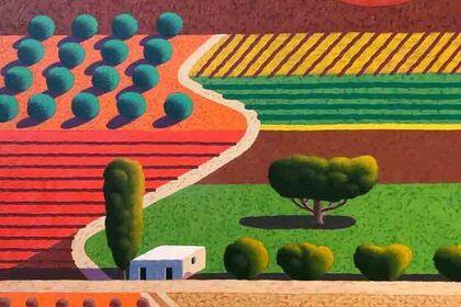 Poul Webb - Solo Exhibition