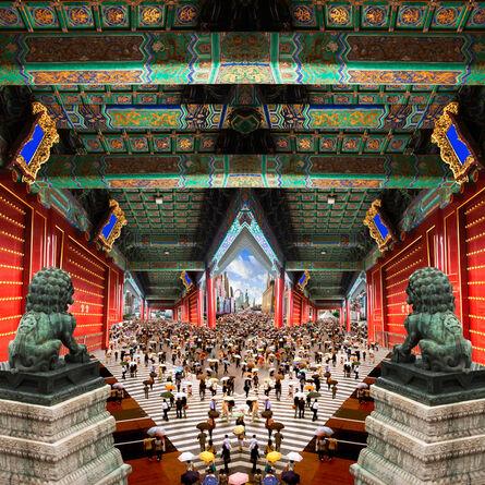 Tom Leighton, 'Forbidden City', 2014