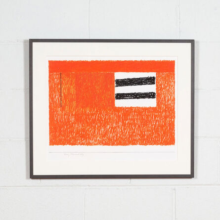 Ray Mead, 'Untitled (Flags)', 1979