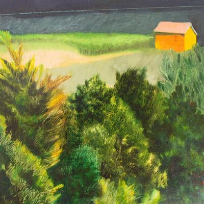Ellen Sinel, 'Country Series: Landscape #5', 2002