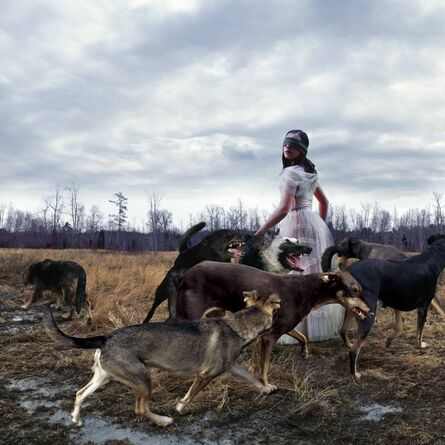 Tom Chambers, 'With the Pack ', 2006